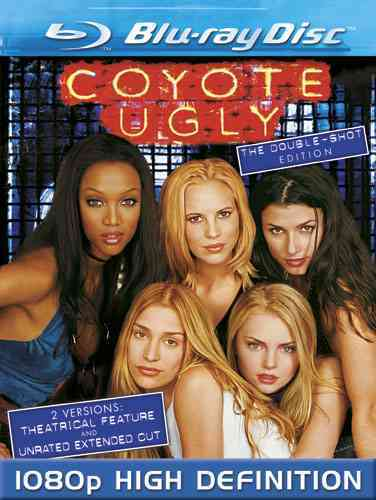COYOTE UGLY:DOUBLE SHOT EDITION BY PERABO,PIPER (Blu-Ray)
