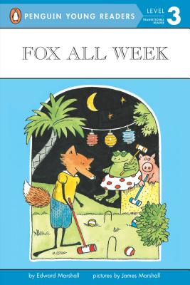 Fox All Week By Marshall, Edward/ Marshall, James (ILT)